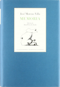 MEMORIA MORENO VILLA