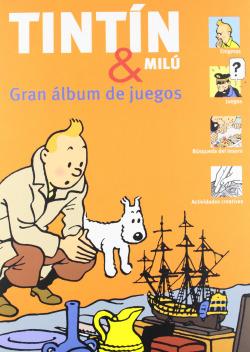 TINTIN & MILO: GRAN ALBUM JUEGOS