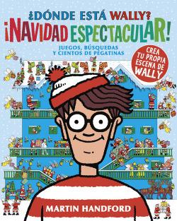 ¿Donde está Wally?:Navidad espectacular