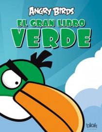 Angry Birds. El gran libro verde de actividades