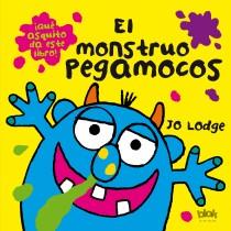 EL MONSTRUO PEGAMOCOS