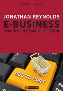 e-Business. Una perspectiva de gestión (SEHEN)