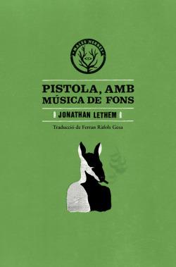 Pistola amb música de fons