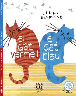 El cat vermell el cat blau