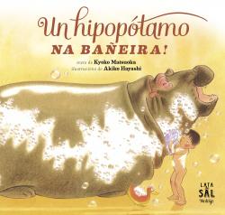 Un hipopotamo na bañeira