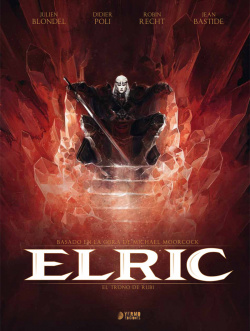 Elric: Trono De Rubi