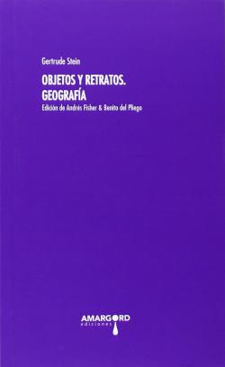 22.OBJETOS Y RETRATOS. GEOGRAFIA (BILINGUE)