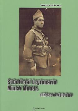 SUBOFICIAL LEGIONARIO MUNAR MUNAR