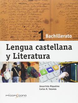 (15).LENGUA Y LITERATURA CASTELLANA 1ºBACHILLERATO
