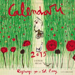 2015 Calendari Mercè Galí