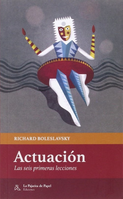 ACTUACIóN LAS SEIS PRIMERAS LECCIONES