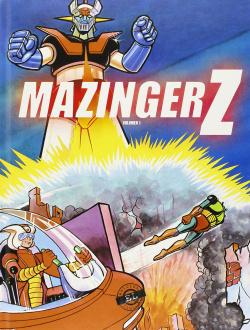 Mazinger Z Tomo, 1