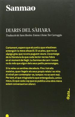 Diaris del sahara
