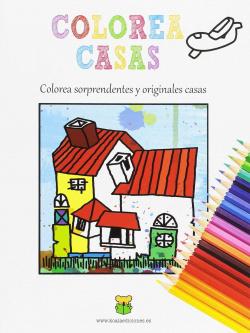 COLOREA CASAS (DE 4 A 8 AÑOS)