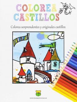 COLOREA CASTILLOS (DE 4 A 8 AÑOS)