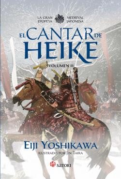 El cantar de Heike II