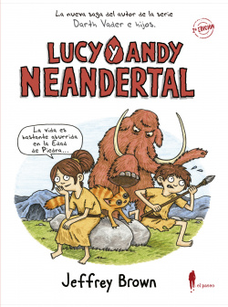 LUCY & NEAL NEANDERTAL