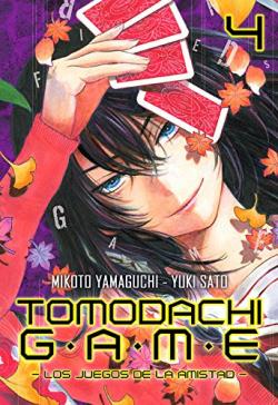 Tomodachi Game nº4