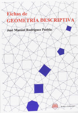 Fichas de geometría descriptiva