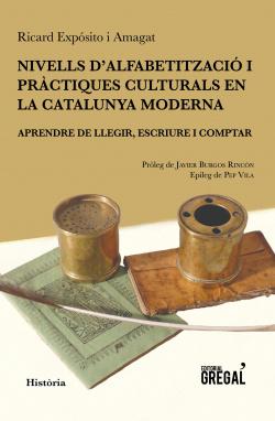 Nivells d'alfabetització i práctiques culturals en la Catalunya moderna