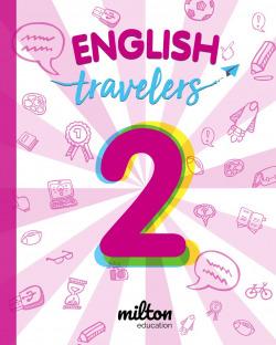 Travelers Red 2 - English Language 2 Primaria