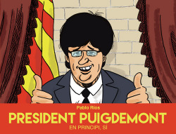 PRESIDENT PUIGDEMONT