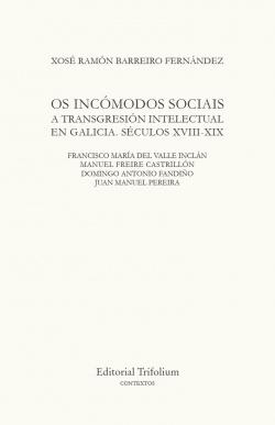 OS INCÓMODOS SOCIAIS