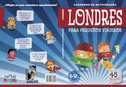CUADERNILLOS DE ACTIVIDADES LONDRES