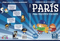 CUADERNILLOS DE ACTIVIDADES PARIS