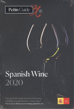 PEÑÍN GUIDE TO SPANISH WINE 2020