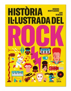 Història il·lustrada del rock