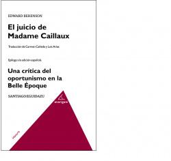 EL JUICIO DE MADAME CAILLAUX