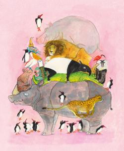 Zoolibro. Curiosidades animales