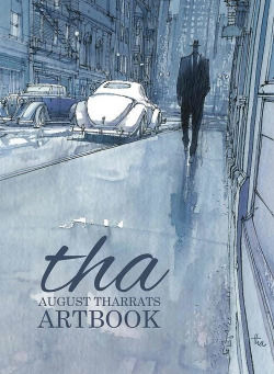 THA. AUGUST THARRATAS.ARTBOOK