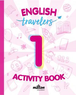 Travelers Red 1 Activity Book - English Language 1 Primaria