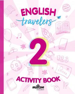Travelers Red 2 Activity Book - English Language 2 Primaria