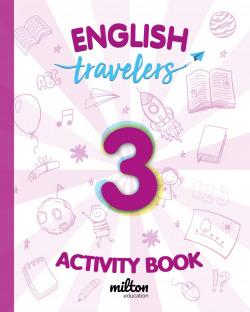 Travelers Red 3 Activity Book - English Language 3 Primaria