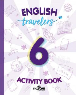 Travelers Red 6 Activity Book - English Language 6 Primaria