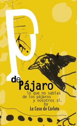 P de pájaro