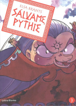 SALVAME, PYTHIE 3