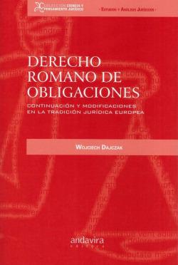 DERECHO ROMANO DE OBLIGACIONES