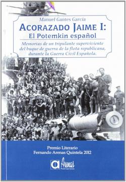 Acorazado Jaime I- El Potemkin Español
