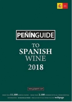 PEÑIN GUIDE TO SPANISH WINE 2018