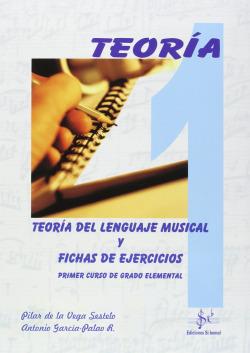 1.TEORIA DEL LENGUAJE MUSICAL Y FICHAS EJERCICIOS.(ELEMENT.