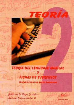 Teoría del lenguaje musical fichas de ejercicios vol.2
