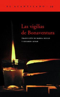 VIGILIAS DE BONAVENTURA