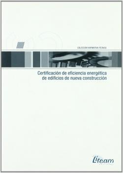 Certificación de eficiencia energética de edificos de nueva construcción
