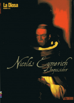 Nicolas Eymerich: Diosa, 1