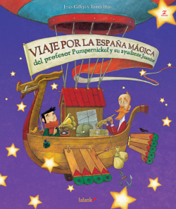 Viaje por la España mágica