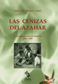 Las cenizas del Azahar